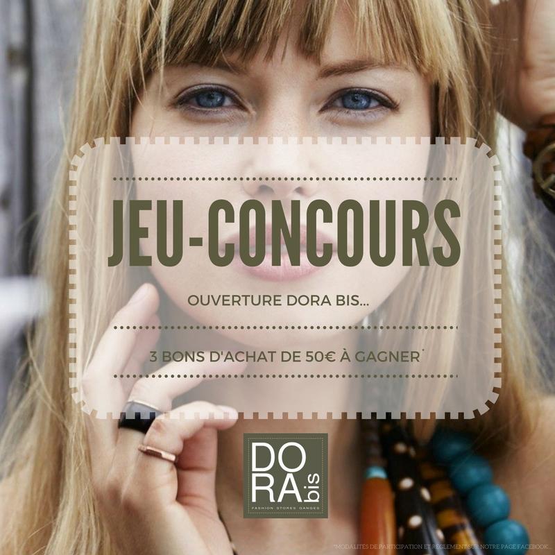 visuel-concours-dora-bis-boutique-mode-ganges